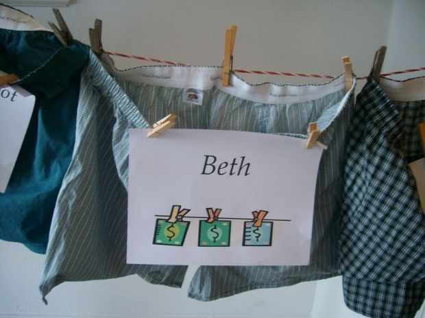 Beth shorts