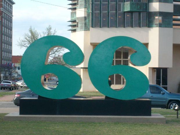 66 sculpture
