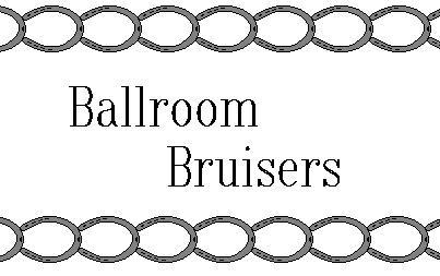 Ballroom Bruisers logo