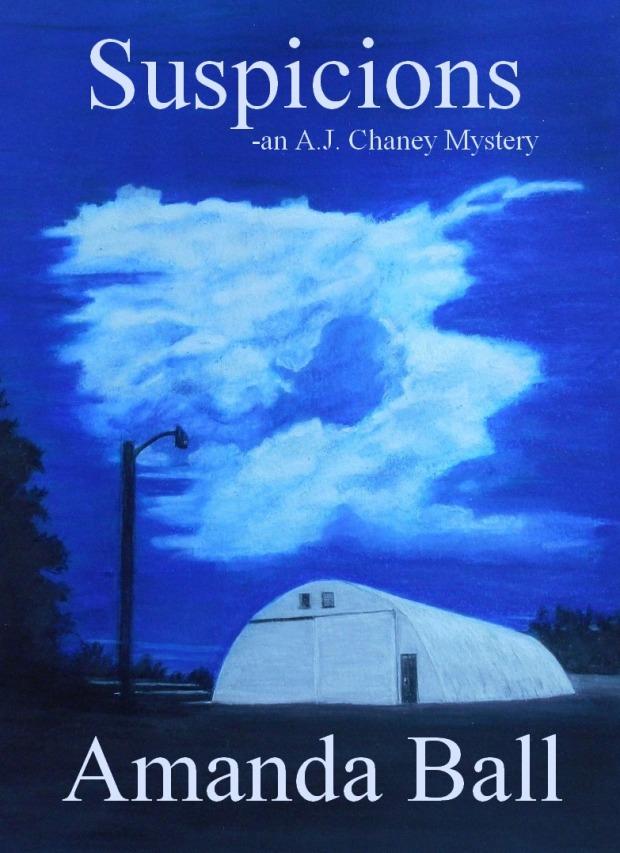 Suspicions - the cover art